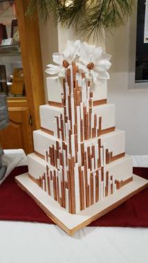 155 Cake Art Deco