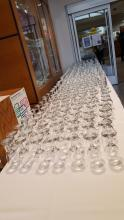 30 Wineglass Table