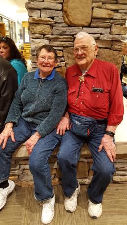 325 John and Sue Wilson