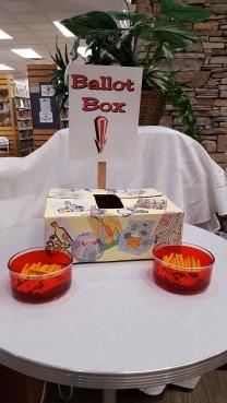 90 Ballot Box
